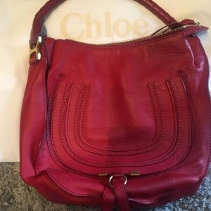 Chloe Marcie medium Satchel Shoulder Bag